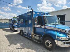 2011 International Ambulance