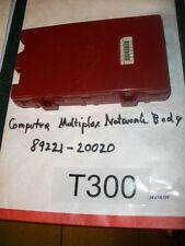 2001 Toyota Celica BCM Body Control Module Multiplex Network 89221-20020  #T300