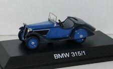Artículos de automodelismo y aeromodelismo Schüco color principal azul escala 1:43