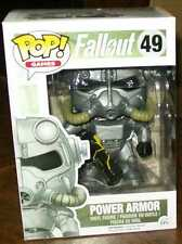 FUNKO POP GAMES FALLOUT POWER ARMOR #49 NEW IN BOX #5851