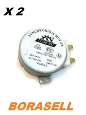 X2  TYJ50-8A7 Microwave Oven Turntable Motor For Panasonic NN-ST657W