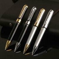 Business Ballpoint Pen Luxury Office Metal Roller Writing School Supplies C2H3