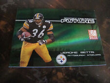 2005 Donruss Elite Football-Back To The Future-Green-#Bf6 Bettis/Staley