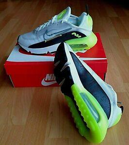 Nike Air Max 2090 CZ7555 100 grau/schwarz/neongrün Gr. 40 und 40,5 NEU/OVP