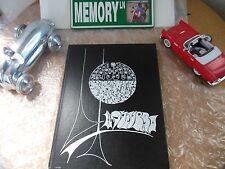 ORIGINAL 1968 MONTEREY HIGH SCHOOL YEARBOOK/ANNUAL/JOURNAL/MONTEREY, CALIFORNIA