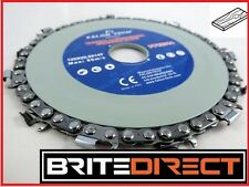 Chain Disc for wood 125 Chainsaw Circular Cutting Chain Saw Blade Best Price!