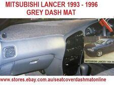 DASH MAT, DASHMAT, DASHBOARD COVER FIT  MITSUBISHI LANCER CC GL 1993-1996, GREY