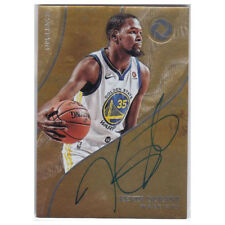 2017-18 Panini Kevin Durant Opulence Auto On Card 06/25 warriors