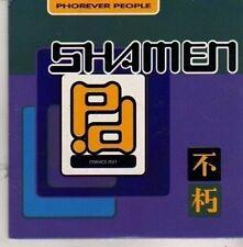 (CM415) Shamen, Phorever People - CD