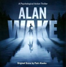 NEW Alan Wake [Original Video Game Soundtrack] (Audio CD)