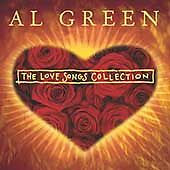 Al Green : Love Songs Collection Soul/R & B 1 Disc Cd