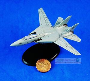 US NAVY Top Gun Grumman F-14 Tomcat VFA-41 Black Aces Fighter Aircraft 1:200 1pc