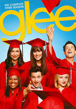 Glee: The Complete Third Season (DVD, 2012, 6-Disc Set) - Factory Sealed