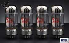 4pc Shuguang 6550B Matched Quad Vacuum Tube tested by AT1000