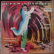 CARMEN AMAYA AND COMPANY QUEEN OF THE GYPSIES DECCA DL 9816 CANADIAN PRESS LP