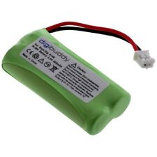 BATTERIA per Siemens Gigaset as140 Duo/as150 Batteria di ricambio