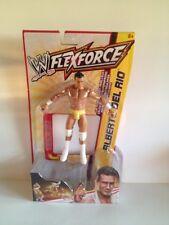 ALBERTO DEL RIO WWE FLEXFORCE MATTEL WRESTLING FIGURE FLIP KICKING BRAND NEW
