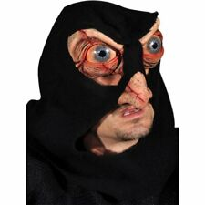 Hacker Executioner Headsmen Funny Adult Halloween Latex Mask & Hood