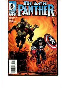 BLACK PANTHER #12 VOL TWO (MARVEL NIGHTS) VF