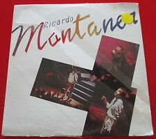 "RICARDO MONTANER ""Same"" ULTASCARCE Early Hits*** LP Venezuela STILL SEALED!"