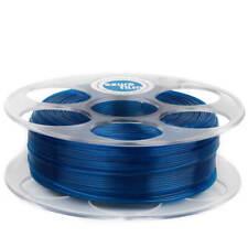 Petg - Filamento 1.75mm 1 kg Azul Transparente Azurefilm Mascota Impresora 3D