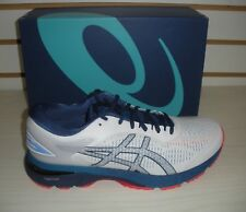 ASICS 1011a019 100 GEL Kayano 25 White Men's Running Shoes Size 9 US
