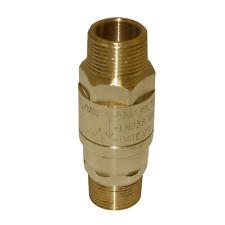 RMC PRESSURE LIMITING VALVE 500kPa High Temperature Tolerance 15mm BRONZE PSL715