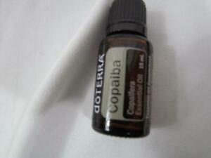 New doTerra Copaiba Essential Oil 15ml
