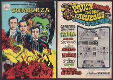 Philippine National Classic Illustrated Komiks GOMBURZA Comics