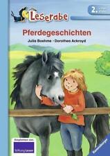 Pferdegeschichten von Julia Boehme (2012, Gebundene Ausgabe)