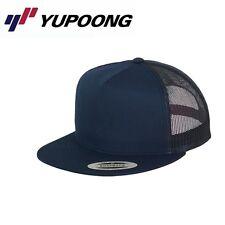 Yupoong Mesh Trucker Cap Navyblau