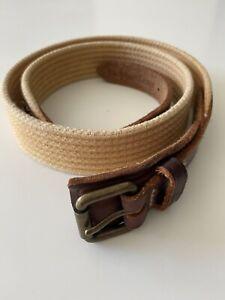 "Polo Ralph Lauren Webbing Belt - 36"""