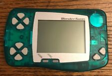 Bandai WonderSwan console Green