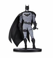 DC Comics Batman Black & White Batman Statue By John Romita Jr.