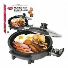 Quest Multi-Function Electric Cooker 1500W Pizza/Stir Fry/Stew