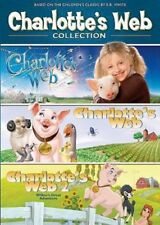 Charlotte's Web 3-Pack [New DVD] Gift Set