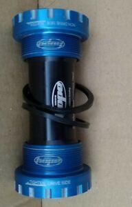 HOPE BLUE BOTTOM BRACKET 68/73MM EXTERNAL 24MM AXLE MTB ROAD SHIMANO BIKE USE