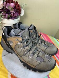VASQUE Mantra Hikers Suede Vibran Gray Lace Sneakers Shoes Men's EU 47 US 13 M