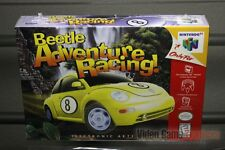 Beetle Adventure Racing (Nintendo 64, N64 1999) H-SEAM SEALED! - EXCELLENT!