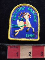 Reindeer Holiday Parade 1999 Patch S76K