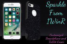 "Otterbox Commuter Series Custom Glitter Case for 5.5"" iPhone 7 Plus Black/Black"