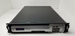 Citrix Netscaler MPX-10500 NSMPX-10500 Load Bal Appl,2x 10GE SFP+,8xSFP,Licenses