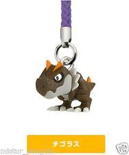 Pokemon XY TYRUNT Netsuke Mascot Strap Cell Phone Capsule Figurine Toy Movie TTA