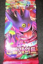 KOREAN Pokemon Card pack of 5 Cards PHANTOM GATE