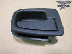 🥇90-02 BMW E36 Z3 FRONT RIGHT PASS SIDE DOOR INTERIOR HANDLE 8219024 OEM