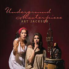 Art Jackson - Underground Masterpiece [New CD]
