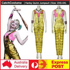 Birds of Prey the Fantabulous Emancipation of One Harley Quinn Uniform Costume