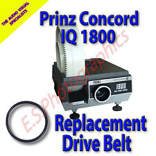 Prinz Concord IQ 1800 35mm Slide Projector Belt