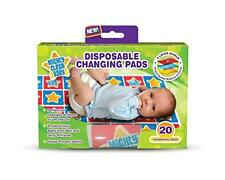 Mighty Clean Baby Disposable Changing Pad - 20 ct, New, Free Shipping