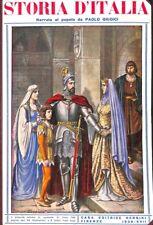 Storia d'Italia vol. II° - Paolo Giudici - Nerbini 5979